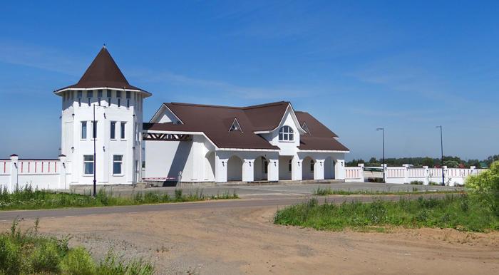 Коттеджный посёлок  «Макарьево» по адресу Московская обл, Калязин г в 148.9км от МКАД предложения по цене от 3 447 510 руб.