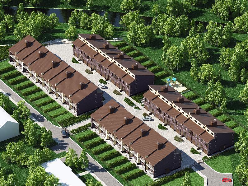 Коттеджный посёлок  «Brickwood (Бриквуд)» по адресу Московская обл, Красноармейск г, Дачная ул, 32 в 37км от МКАД предложения по цене от 5 650 000 руб.