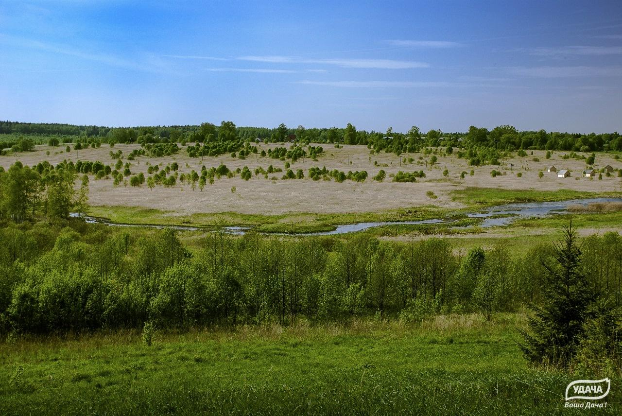 Коттеджный посёлок  «Ильино» по адресу Московская обл, Шаховской р-н, Пески д в 109км от МКАД предложения по цене от 130 000 руб.