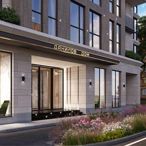 Старт продаж в комплексе апартаментов «Данилов дом»