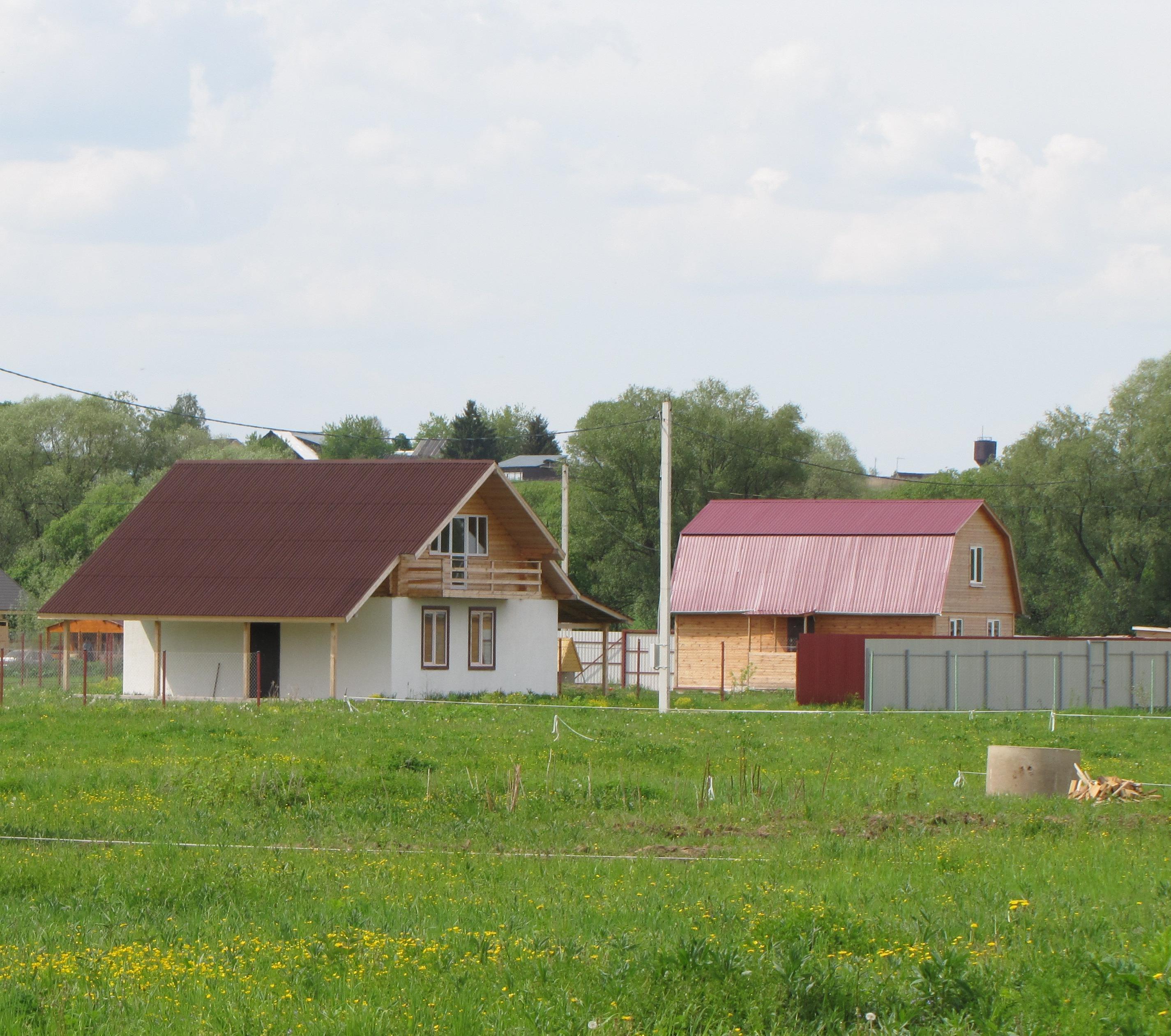 Коттеджный посёлок  «Берега» по адресу Московская обл, Можайский р-н, Бараново д в 118.2км от МКАД предложения по цене от 224 000 руб.