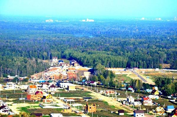 Коттеджный посёлок  «Лосиный парк-2» по адресу Московская обл, Щелковский р-н, Оболдино д в 8.9км от МКАД предложения по цене от 1 700 000 руб.