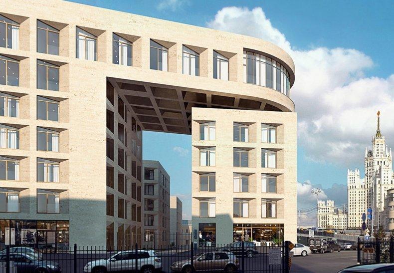 ЖК «Садовническая 31» (Balchug Residence)