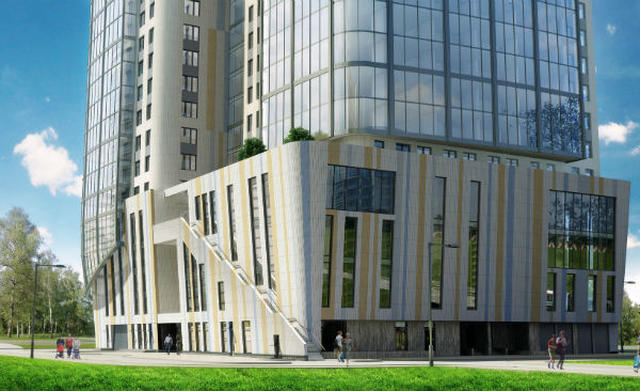 ЖК «Ingria Tower»