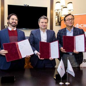 ФСК «Лидер» поддерживает инициативы МГИМО и расширяет деловые контакты с инвесторами из Кореи
