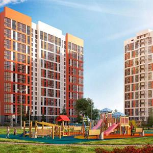 В ЖК «Олимп» стартовали продажи квартир в 3-м корпусе
